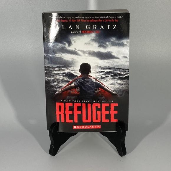 The refugee- alan gratz